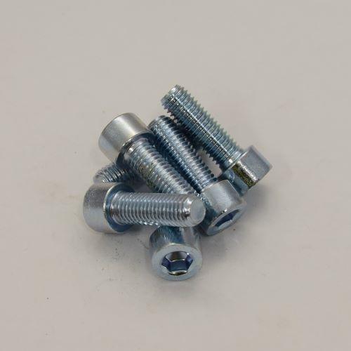 BOLT DIN 912- 8.8 M10X 25
