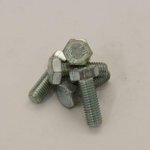 HEX.BOLT DIN 933- 8.8 M10X 30