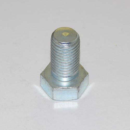 BOLT DIN 933- 8.8 M20X 35