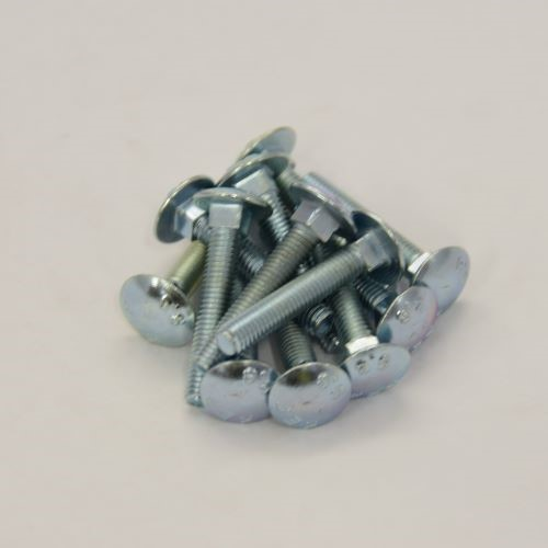 SCREW DIN 603- 4.6 M 5X 35-SZ