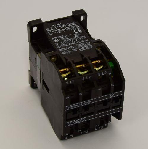 CONTACTOR K2-30A10.220 AC