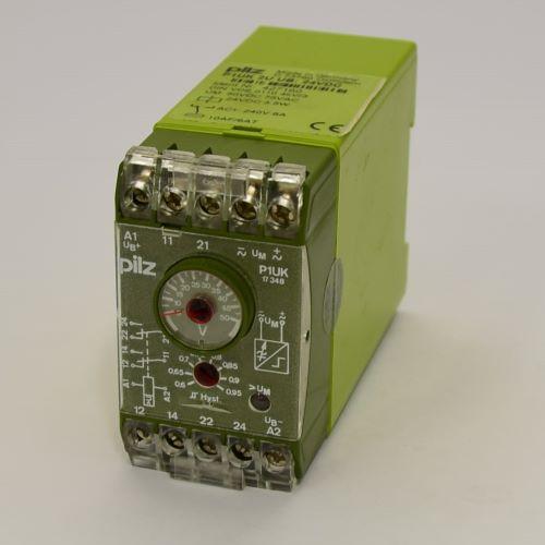VOLT. RELAY P1UK/24VDC/50VDC
