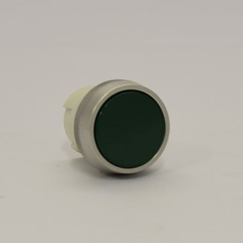PUSH BUTTON GREEN B4D