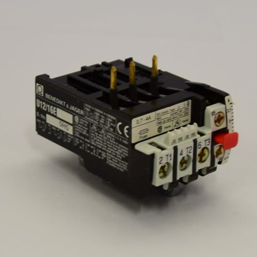 THERMO RELAY U12 2. 7 - 4. 0