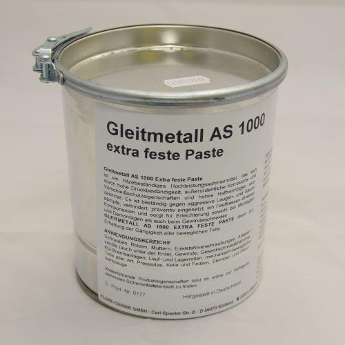 GREASE GLEITMETALL AS1000