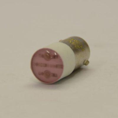 LED LAMP RED 20-30V ACDC