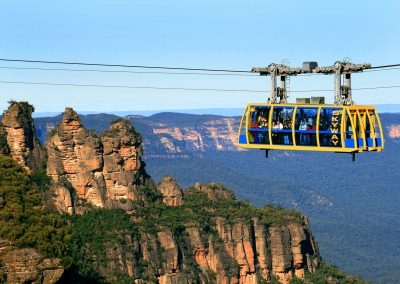 Skyway Cable Car